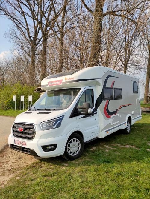 Location de camping car Hainaut