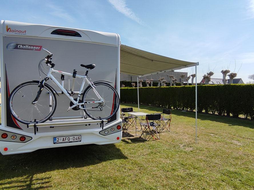 Location de camping car Estaimpuis